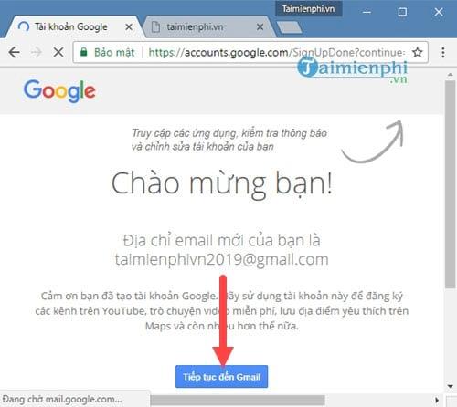 Cách đăng ký Gmail không cần số điện thoại xác minh 10