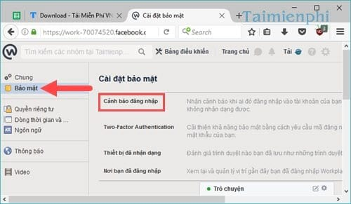 Cách bỏ nhận email từ Workplace, xóa email Workplace