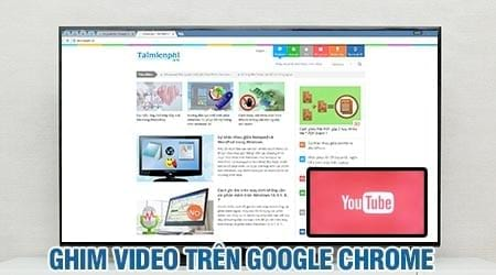 mang tinh nang ghim video cua coc coc len google chrome