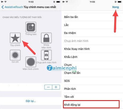 cach tat iphone khong can phim cung tren ios 11 6 ios 11 - Với iOS 11,  chẳng cần nút Home cũng đã tắt được iPhone