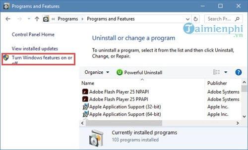 Kích hoạt Hyper-V Manager trên Windows 10 3