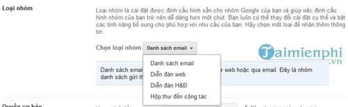 Cách tạo nhóm Gmail để gửi hơn 500 mail một ngày