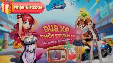 code au speed cach nhap giftcode game dua xe thoi trang