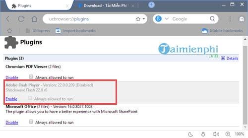 Lỗi UC Browser và cách khắc phục, cách sửa lỗi trình duyệt UC Browser