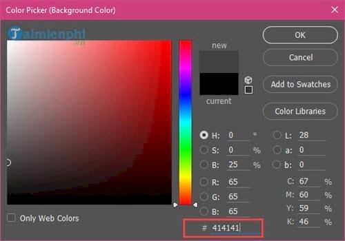 Cách tạo hiệu ứng chữ Shiny Textured Chrome trong Photoshop
