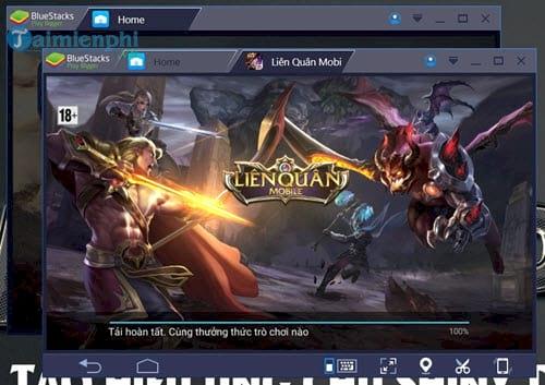 BlueStacks 3 – tốt hơn Nox và Koplayer, hỗ trợ MOBA