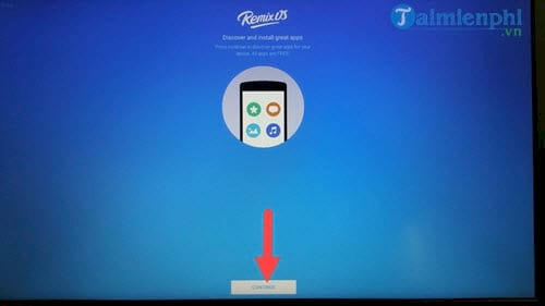 Cách cài Remix OS chạy song song Android với Windows 15