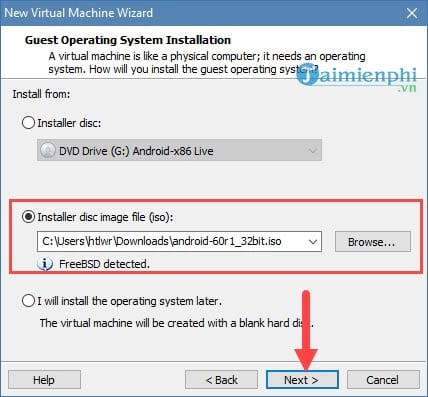 Cách cài Android x86 trên PC 3