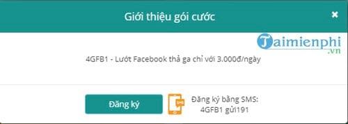 cach dang ky goi facebook viettel dung 3g 4g viettel luot facebook 4