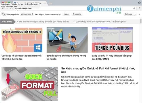 Cách đổi trình duyệt web mặc định trên Mac