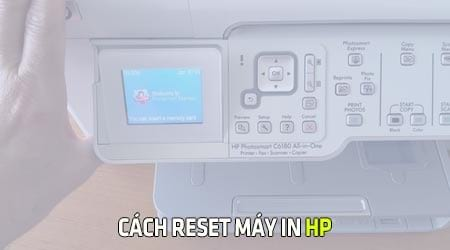 cach reset may in hp sua loi may in hp nhay den do