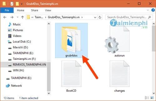 Cách tạo USB Ghost để Boot Ghost máy tính 7