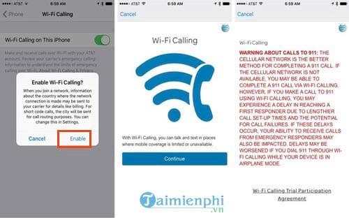 Tìm hiểu Wifi Calling là gì? Hoạt động như thế nào? 3
