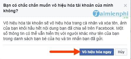 Cách khóa Facebook trên máy tính, block tài khoản facebook 6