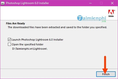 how to install and use lightroom on a computer