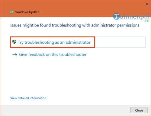 Lỗi Background Intelligent Transfer không chạy trên Windows 10 4