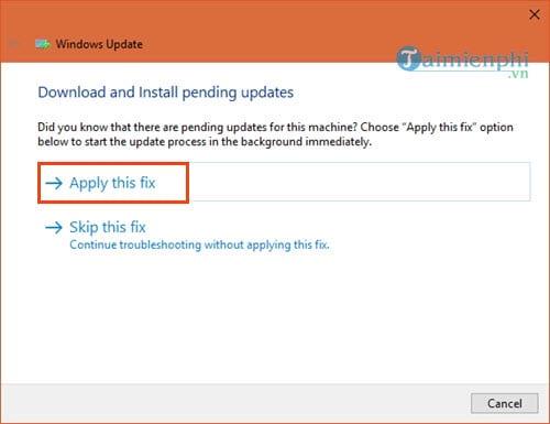 Lỗi Background Intelligent Transfer không chạy trên Windows 10 5