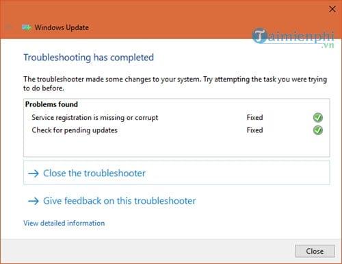 Lỗi Background Intelligent Transfer không chạy trên Windows 10 7