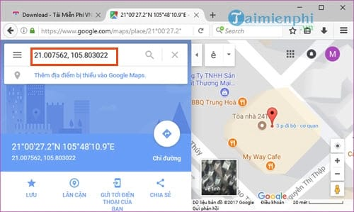 How to put google maps on your website 5
