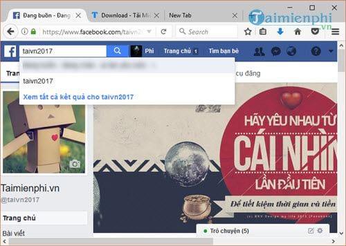 cach rut gon dia chi Fanpage Facebook rut gon link Facebook 7