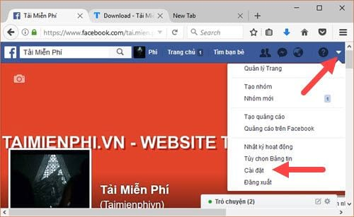 cach rut gon dia chi Fanpage Facebook rut gon link Facebook 9