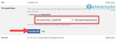 cach rut gon dia chi Fanpage Facebook rut gon link Facebook 11