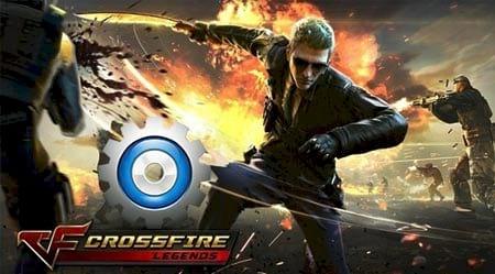 Cách cài Crossfire Legends trên máy tính, setup game CF Mobile