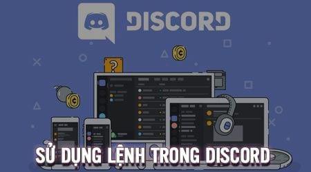 Các lệnh trong Discord, code chat trong Discord