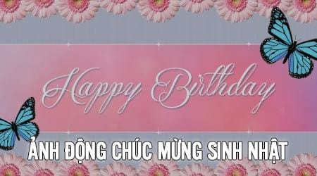 Hinh Anh Dong Chuc Sinh Nhat