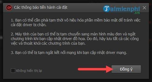 Cách cập nhật Driver cho Windows 10 8