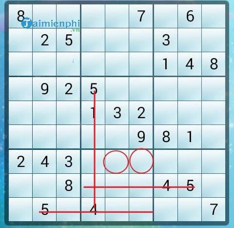 Mẹo chơi Sudoku nhanh, quy tắc giải 2
