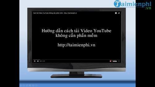 cach chen video youtube vao powerpoint bai thuyet trinh 9