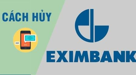 cach huy sms banking eximbank