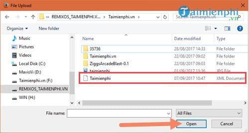 Cách chuyển file XML sang PDF không cần phần mềm, chuyển trực tuyến 4