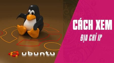 cach check dia chi ip tren linux