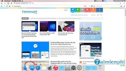 Biến Windows thành Mac OS, dùng giao diện Mac trên máy tính