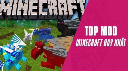 top mod minecraft hay nhat