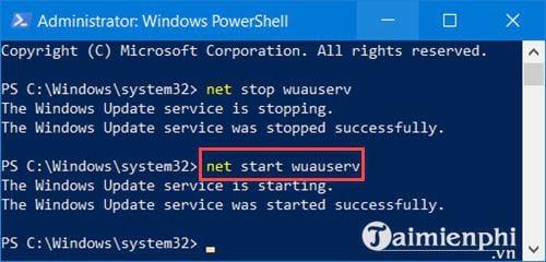Windows 10 update quá lâu là do lỗi gì? cách khắc phục? 3