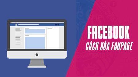 cach xoa fanpage facebook tren dien thoai