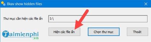 Sửa USB bị lỗi không mở được file 12