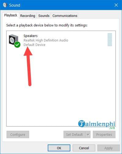 Kiểm tra Microphone, Headphone trên Windows 10, 8, 7 19