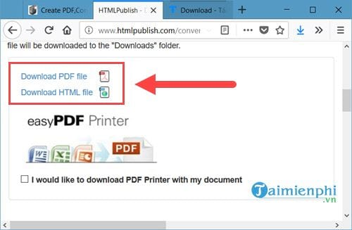 Top 4 websites to convert words to pdf in the free web 11