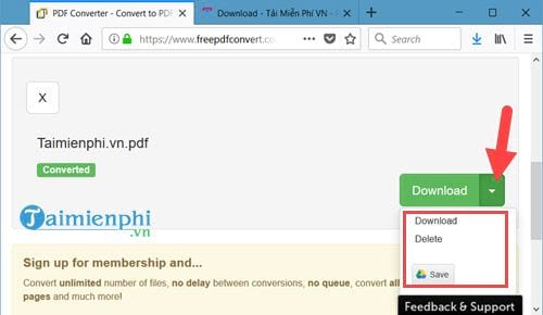 Top 4 websites to convert words to pdf in the free web 17