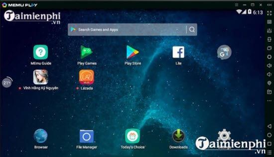 TOP phần mềm giả lập Android chơi PUBG Mobile, ROS Mobile tốt nhất