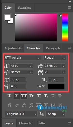 Hướng dẫn cách làm thiệp 20-10 đẹp bằng Photoshop