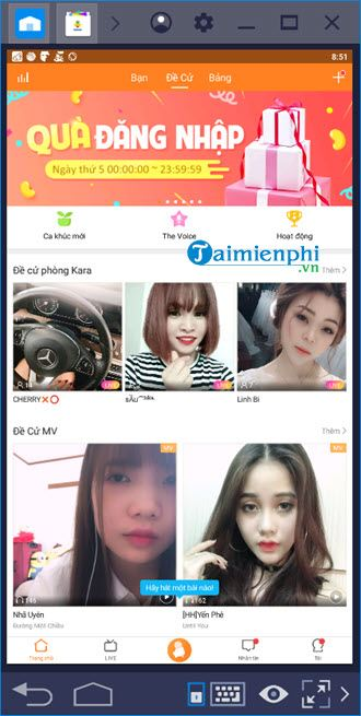 Download and install karaoke now