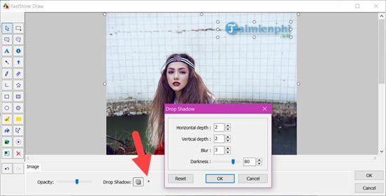 Cách chèn logo vào ảnh bằng FastStone Capture