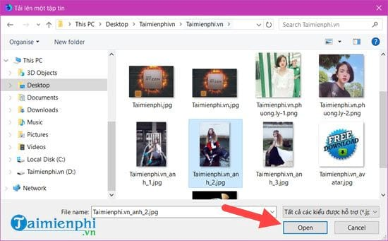 How to insert logo into online photos on online 3