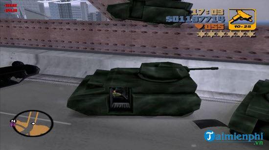 Mã GTA III, lệnh cheat trong game 2