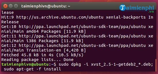cach cai va su dung xvideoservicethief tren linux mint ubuntu 9